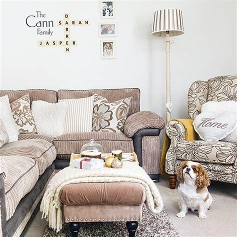 small living room with cosy corner sofa housetohome co uk