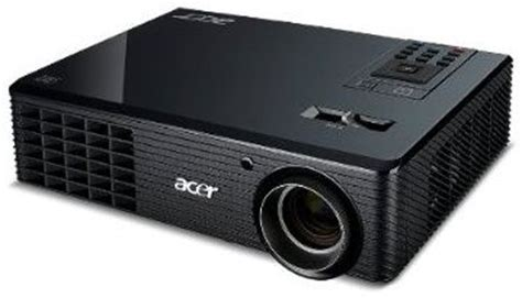 Proyektor Acer X1161 acer ey k0101 009 projector 3d dlp model x1161 2500 lm black 1920 x 1080 maximum resolution