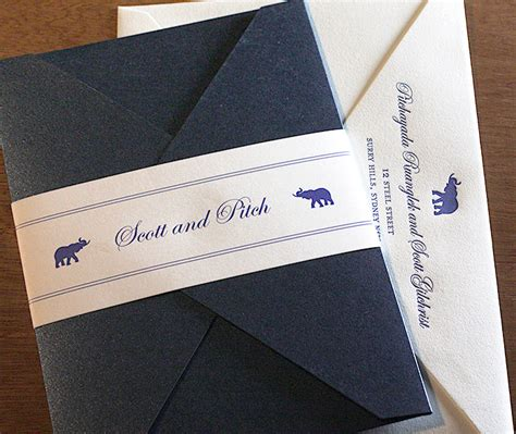 Wedding Invitation Card Bangkok by Letterpress Business Cards Bangkok Gallery Card Design
