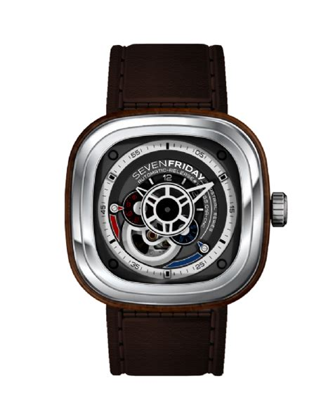 Seven Friday Chain sevenfriday p3 02 quot woody quot