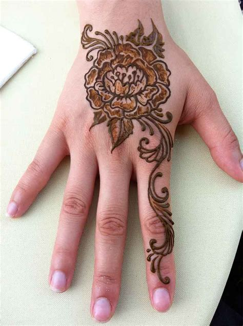 simple mehndi tattoo designs 58 simple mehndi designs that are awesome easy to