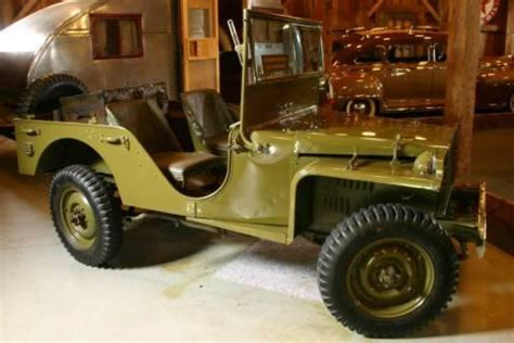 American Jeep Bantam Cars And Jeeps And The American 3ateam