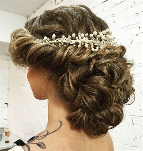 Wedding Updos Without Veil by Chignon With Veil