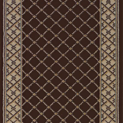 roll runner rugs natco kurdamir rockland crimson 26 in x your choice length roll runner 2070cnrnh the home depot