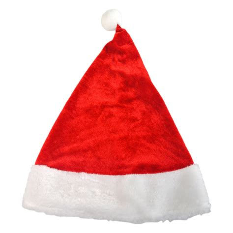 b2b velvet santa hats novelty