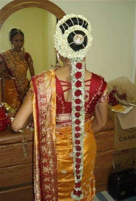 bridal jadai hairstyles srilankan tamil bride moggina jade jadai pelli jada