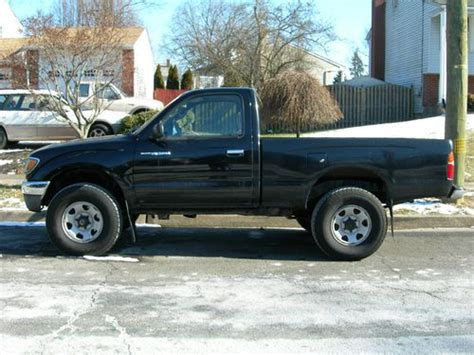 Used Toyota 4x4 Trucks For Sale Buy Used Toyota Tacoma 4x4 5spd No Reserve Truck No