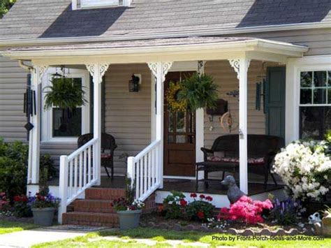 cottage porch ideas 25 best ideas about small front porches on