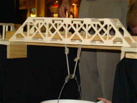 How To Make A Folder Out Of Construction Paper - jhs bridge building teams compete crimson j
