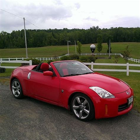 2008 nissan 350z touring purchase used 2008 nissan 350z touring convertible 2 door