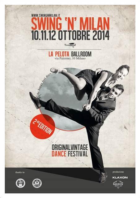 Swing In Milan by Swing N Milan Il Programma Dell Evento