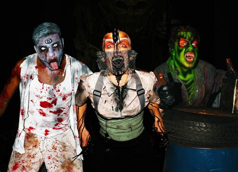 fear haunted house massacre haunted house fear factory 3d tickets in montgomery il united states