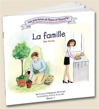 childrens french book my family storytime in french brtonguardian com