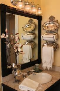 Bathroom Towel Rack Decorating Ideas Top 10 Diy Ideas For Bathroom Decoration