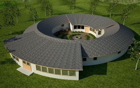 torus design concept house utilizes eco friendly e cat