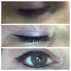 tattoo liner tutorial top eyeliner permanent makeup eyeliner pinterest