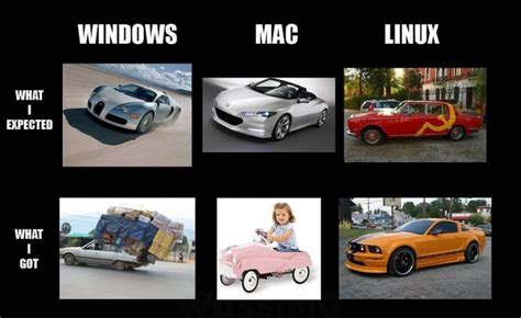 Windows Vs Mac Meme - devrant a fun community for developers to connect over