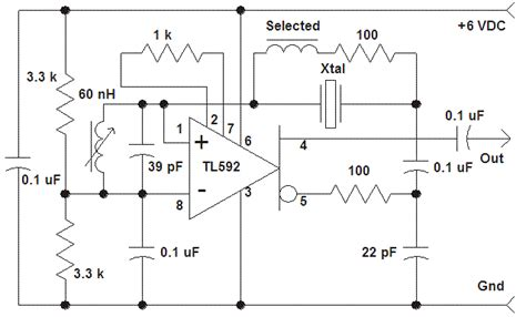 op oscillator with inductor inductor oscillator 28 images op oscillator ecen 2420 wireless electronics for