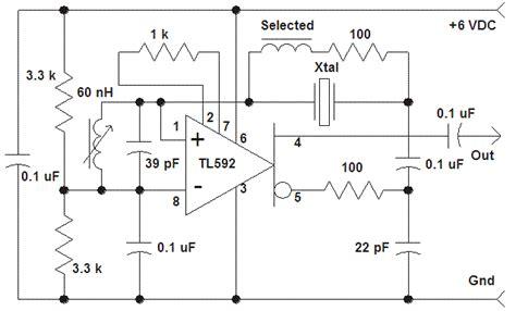 inductor oscillator inductor oscillator 28 images op oscillator ecen 2420 wireless electronics for