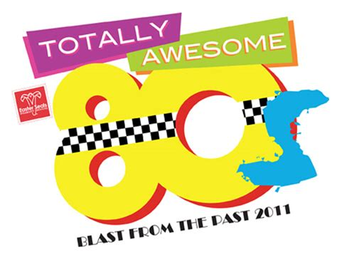 totally awesome the greatest of the eighties books relive the 80s for a cause ionoklahoma