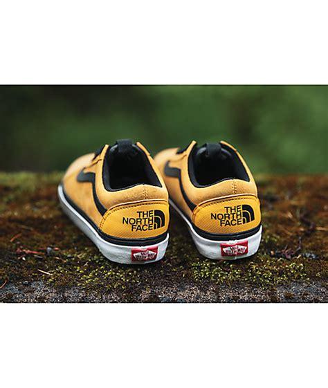 Vans X Union Oldskool Yellow vans x the skool mte yellow shoes zumiez