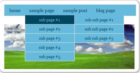 cara membuat menu dropdown horizontal dengan css bagaimana cara membuat dropdown css menu