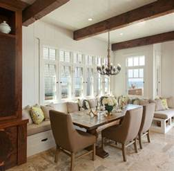 esszimmer mit bank einrichten und mehr sitzpl 228 tze am tisch stable dining room booth seating sofa and table for sale