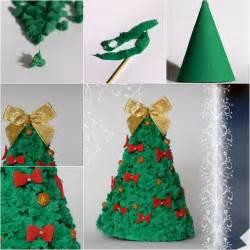 wonderful diy super easy paper christmas tree
