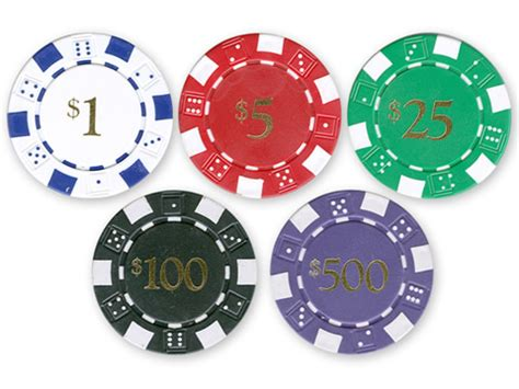value poker chips 11 5 gram dice casino chips feature