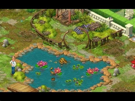 Gardenscapes New Acres Areas by Gardenscapes New Acres Gameplay Story Playthrough Area 7