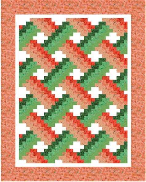 Baby Quilt Patterns by Weaver Fever By Kenley Quilting Pattern