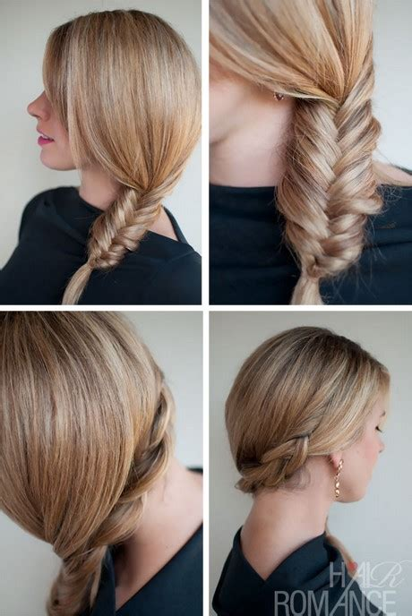 simple braids you can do to yourself braids you can do yourself