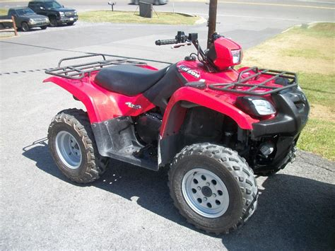 Suzuki Quadrunner 500 4x4 Tags Page 220 New Or Used Motorcycles For Sale