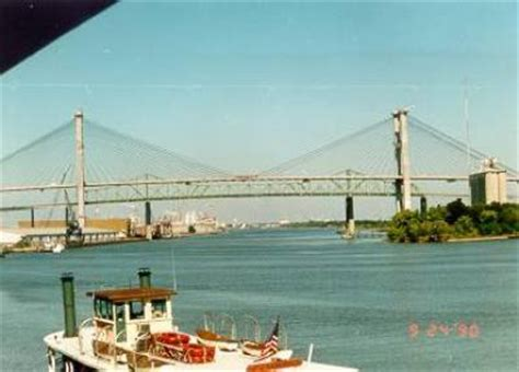 bridgehunter.com | old talmadge memorial bridge