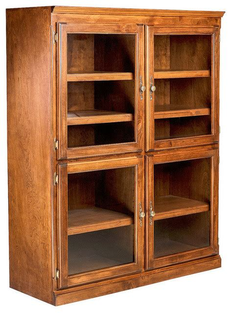 advantages of buying an oak barrister bookcase elegant