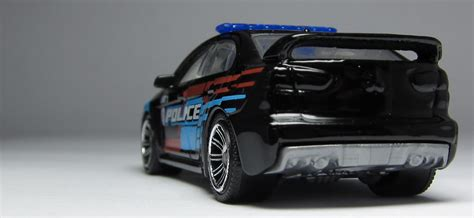 subaru evo black first look matchbox mitsubishi lancer evo x police