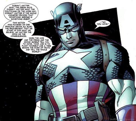 tester 이것 저것 테스트 펌 captain america quotes mark twain