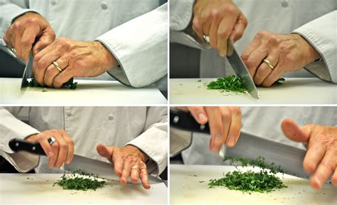 knife skills q a with chef norman weinstein the institute of culinary education