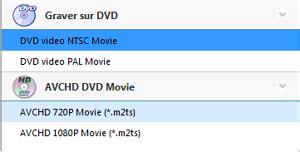format dvd pour graver guide graver les vi 233 dos sur dvd