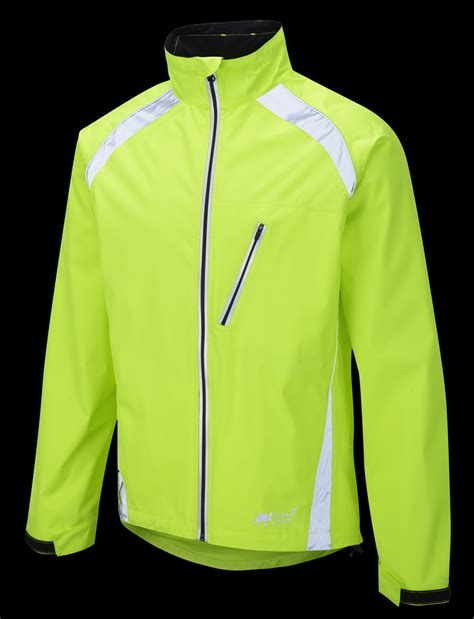 fluorescent waterproof cycling jacket 100 fluorescent waterproof cycling jacket wiggle