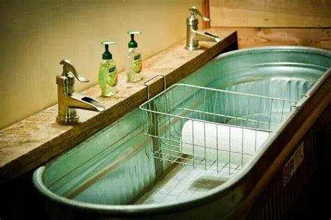 Galvanized Kitchen Sink by 12074487 10154755860547524 3095012302250155075 N Jpg 720