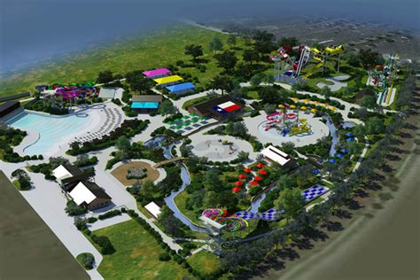 215 Square Feet Top New 2016 Water Parks And Additions