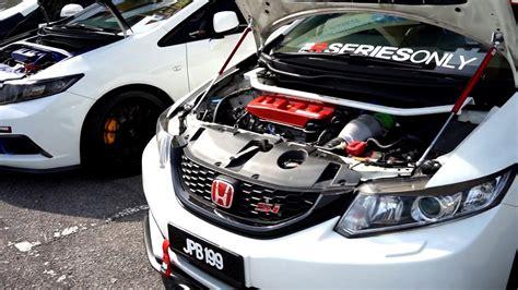Ultraracing Hcivic Fb Honda Civic Fb Club Malaysia Experience With Ultra Racing