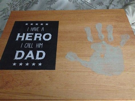 Handmade Fathers Day Presents - s day gift ashton