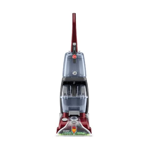 hoover fh power scrub deluxe carpet cleaner