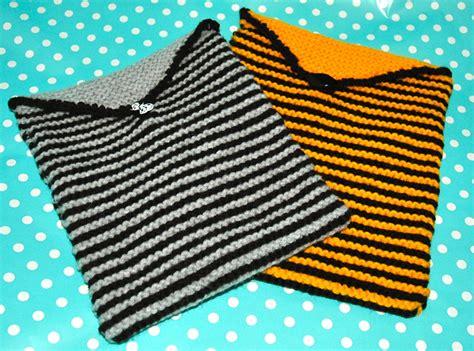 free garter stitch knitting patterns dk free knitting pattern tablet garter stitch cover knits r us