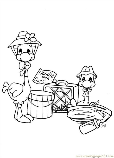 images  precious moments coloring page