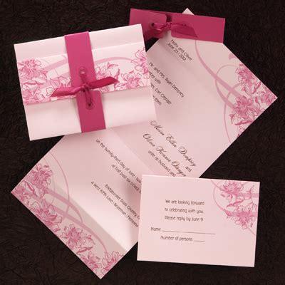 pink wedding cards printers karachi shaadi cards by al ahmed 20 al ahmed
