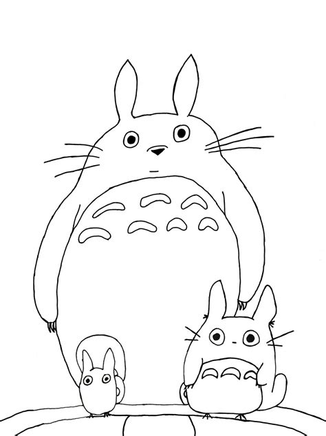 My Neighbor Totoro Tattoo Idea By Irmasamantha On Deviantart My Totoro Coloring Pages
