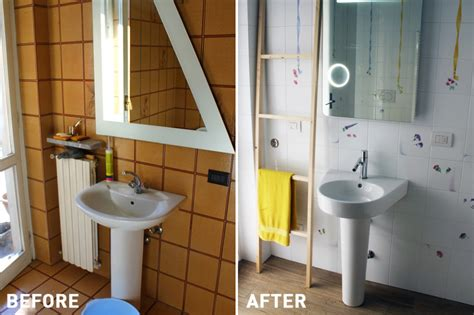 Bagno Prima E Dopo by Progetto Di Ristrutturazione A Idee